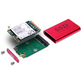 SSDMB V1.5 (mini-SATA to USB3.0 Adapter )