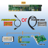 PE4H-PM3N-060B (PCIe Passive Adapter v2.4 with PM3N Adapter Supports PCIe Gen2)