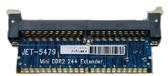 JET-5479 (DDR2 Mini DIMM Extender)