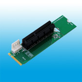 P4SM2 (PCIe x4 to M.2 NGFF adapter)