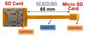 B1912A V1.2 (SD to Micro SD FPC Extender)