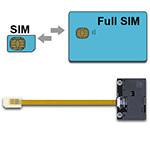 B4516A-DB43 (SIM to Full Size SIM Extender)