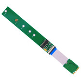 P12S-P12F (M.2 (NGFF) Extender Board)