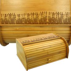 Lavender Row Bread Box