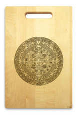 Aztec 10x16 Hand Hole Maple Cutting Board