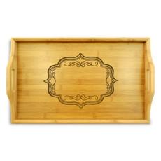 Center Piece Folding Tray