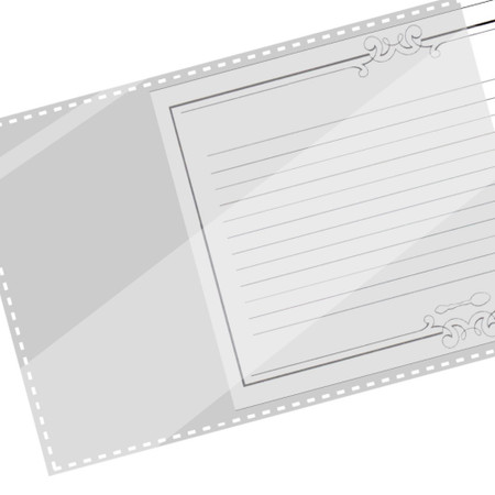 4x6 Clear Recipe Binder Buy Online Accessories Page
