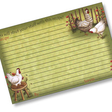 4x6 Chicken Out! Recipe Card