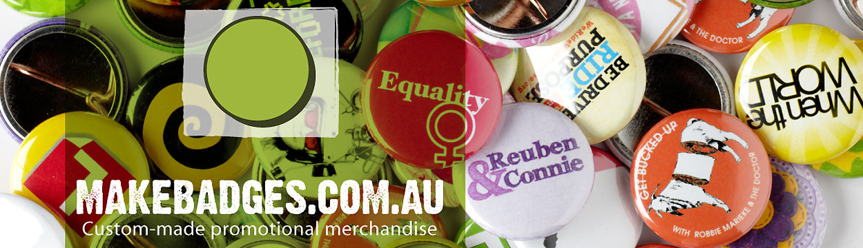 Badge Supplier Melbourne