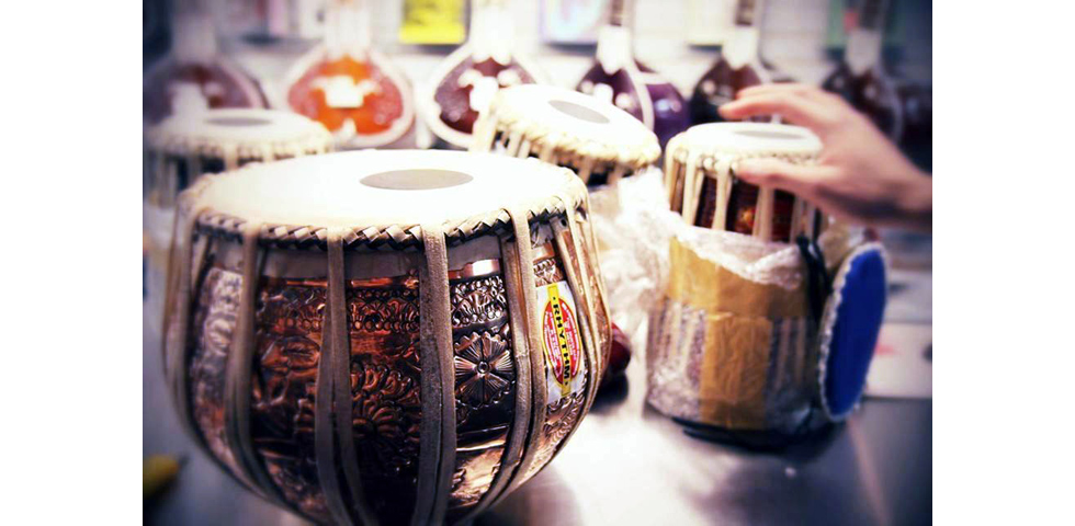 Indian Musical Instruments Tabla INDIAN MUSICAL INSTRUM...