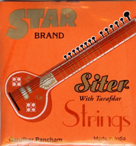 Sitar Strings STAR: Gandhar Pancham
