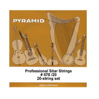 SITAR STRINGS PYRAMID KP