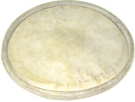 Dhol Dagga Head, Natural Skin