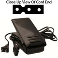 Sewing Machine Foot Control with Power Cord FC-YDK32A - Universal