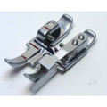 """Genuine Sewing Machine Snap On 1/4"""" with Right Edge Guide Presser Foot (with IDT) 820541096 - Pfaff"""