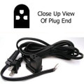 Sewing Machine Lead Power Cord 604118-001 - Singer