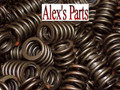 SBC Z28 VALVE SPRINGS, DROP IN FIT, .500 MAX LIFT