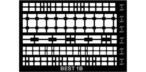 BEST Circuit Frame 1B