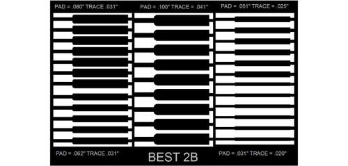 BEST2B Circuit Frame
