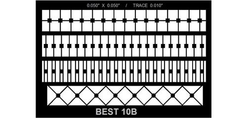 BEST10B Circuit Frame