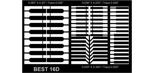 Circuit Frame BEST16DCktTrackDF