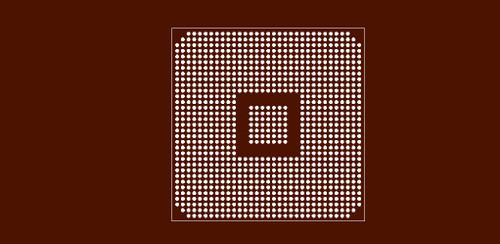 Reballing Preform for RG82875 - XBOX, PS3, wii GPU_CPU