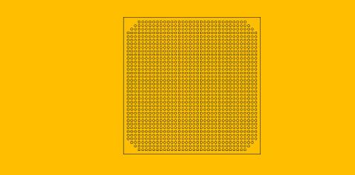 StencilQuik 1272 ball count