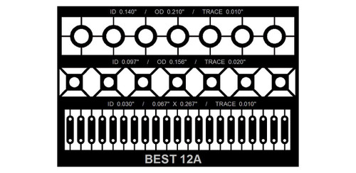 BEST12A Circuit Frame