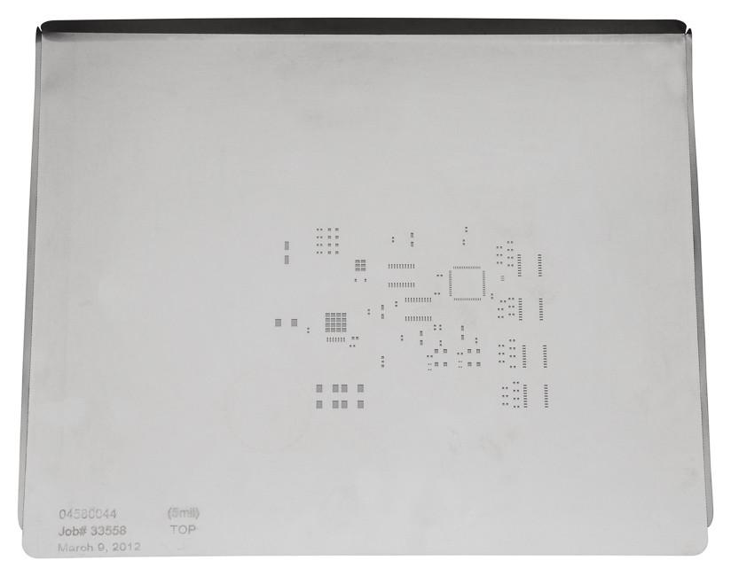 SMT prototype stencil