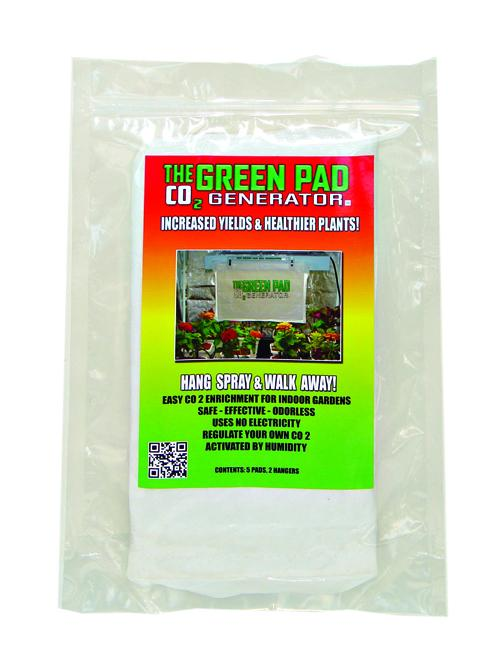 Green Pad CO2 Kit