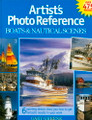 North Light Books: Artist's Photo Reference - Boats & Nautical Scenes by Gary Greene
