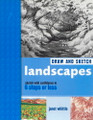 North Light Books: Draw and Sketch Landscapes by Janet Whittle