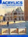 North Light Books: Acrylics - The Watercolor Alternative by Charles Harrington