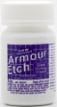 Armour Etch Glass Etching Cream 3 oz
