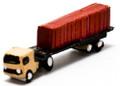 Scale Model Truck 1:400