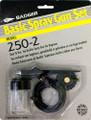 Badger® Model 250-2 Basic Spray Gun Set Blister Card