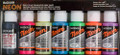 Badger® Deluxe Neon Fabric Paint Set