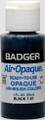 Badger® Air-Opaque Black 1oz