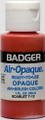 Badger® Air-Opaque Scarlet 1oz