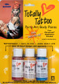 Badger® Totally Tattoo® Paint Set 22-101