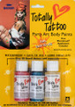 Badger® Totally Tattoo® Paint Set 22-102