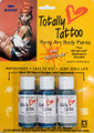 Badger® Totally Tattoo® Paint Set 22-103