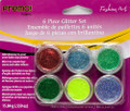 Premo! Sculpey® Fashion Art 6 piece Glitter Set, Brights