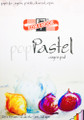 Koh-i-noor Pastel Crayon Pad 220gsm 245x345mm 20 sheets
