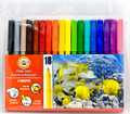 Koh-i-noor Fibre Pens Set of 18 colors