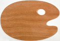 U- Art Palette Board Wooden 40x50 cm 5mm