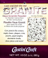 Castin' Craft Faux Granite Powder Sierra Gray 10 oz