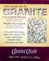 Castin' Craft Faux Granite Powder Glacier Blue 10 oz