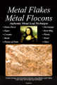 Mona Lisa Metal Flakes Copper 3g