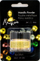 Mona Lisa Metallic Powder Gold .34oz